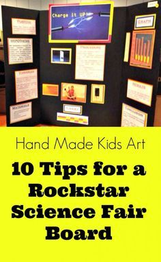 aviation science fair projects 10 Tips for a Rockstar Science Fair Board Elementary Science, Science Classroom, Teaching Science, Science For Kids, Science Activities, Steam Activities, Children Activities, Weird Science, Upper Elementary