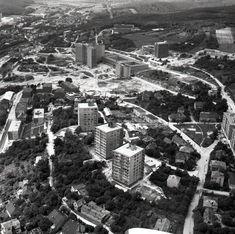 Bratislava na dobových fotografiách - fotogaléria - bratislava. Bratislava Slovakia, Japan Garden, Retro Futurism, City Photo, Nostalgia, Future, Future Tense, Japanese Gardens