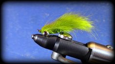 Two Minute Fly Tying: Krazy Carper Carp Fly