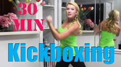 30 Minute: Kickbutt Cardio Kickboxing Workout