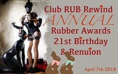 Club Rub Newsletter April 7, 21st Birthday, Awards, Club, Movie Posters, Film Poster, Billboard, Film Posters