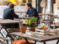 Organická restaurace / trh: El Huerto de Lucas, Madrid   Restaurace   WORN magazine