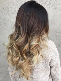 Ombre Hairstyles Prepossessing 60 Trendy Ombre Hairstyles 2018  Brunette Blue Red Purple Green