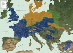 This map covers just about all possible tribes that were documented in the first centuries BCE and CE, by Romans and Greeks. Some tribes or tribal groupings such as the Venedi covered a vast range of territory while the tribes of Western Gaul had divided and sub-divided to create a patchwork of names. Click anywhere on the map (link below) to load the full size map with links to individual tribes. http://www.historyfiles.co.uk/FeaturesEurope/Barbarian_Map52BC.htm