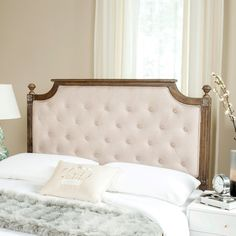 Found it at Joss & Main - Wendell Upholstered Headboard
