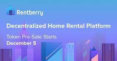 PR: Rentberry  Decentralized Home Rental Platform