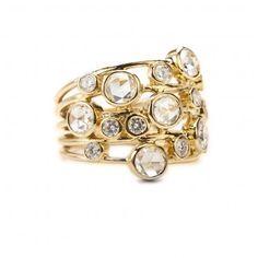 Ippolita: Diamond Constellation Ring
