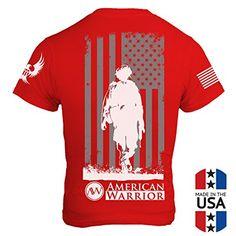 American Warrior Mens Down Range T-Shirt Small Red Americ... https://www.amazon.com/dp/B00R1ROLN2/ref=cm_sw_r_pi_dp_x_BsxqybBHF8NWR