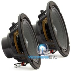 "PAIR OF NEOPRO 65 V2 8 - Sundown Audio 6.5"" 8-Ohm Midrange Speaker  //Price: $ & FREE Shipping //    #car"