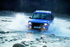 2002 Land Rover Discovery Series II 4 Dr SE AWD