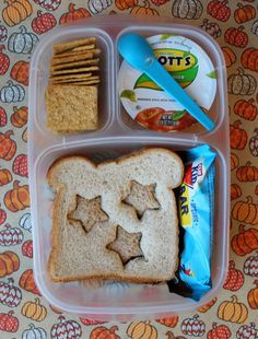 How to make a sandwich FUN in seconds! #easylunchboxes