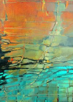 by Jillvan Sickle. Take a CMA painting workshop summer 2015! www.cullowheemountainarts.org