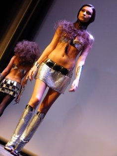 Coiffure; Kim Chincholle - Styliste: Michel Coulon