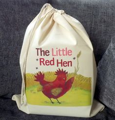 THE LITTLE RED HEN Story Sack, £9.99