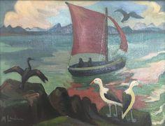 Maggie Laubser (South African) 1886 - 1973 South African Artists, Artwork, Painting, Women, Art Work, Work Of Art, Auguste Rodin Artwork, Painting Art, Paintings