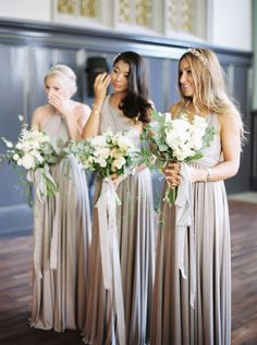 Photography : Peaches And Mint   Bridesmaids Dresses : Twobirds Bridesmaid   Floral Design : Flowerup