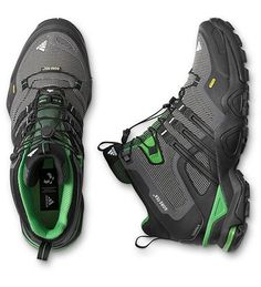 Adidas® Terrex Fast XMID GTX Hiking Shoes
