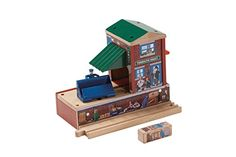 Fisher-Price Thomas the Train Wooden Railway Tidmouth Station Fisher-Price Thomas http://www.amazon.com/dp/B00IWS4AWQ/ref=cm_sw_r_pi_dp_atq9vb0VQ006G