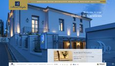 Micra Anglia Boutique Hotel in Andros. Visit the website at www.micra-anglia.gr