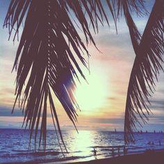 Sunset, Boracay Philippines