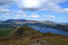 Cat Bells in the Lake District