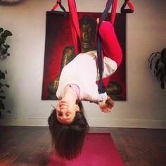 Yoga swing #Swing #Yoga