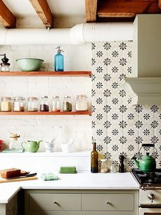 The Most Beautiful Kitchen Backsplashes We've Ever Seen