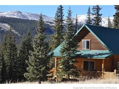 Alma Cabin Rental: Secluded Colorado Log Cabin With Expansive Mountain Views | HomeAway