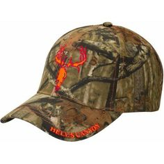Browning Hell's Canyon Cap, Green