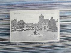 ak, greifswald, marktplatz, gel. 1914   eBay