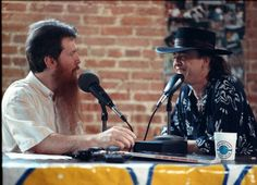 '''.With Stevie Ray Vaughan Labor Day weekend Dallas 1989. Photo by Robert Starkey...''' http://www.inthestudio.net/redbeards-blog/stevie-ray-vaughan-double-trouble-in-step-25th-anniversary-chris-laytontommy-shannoneric-claptonjoe-bonamassabuddy-guy/