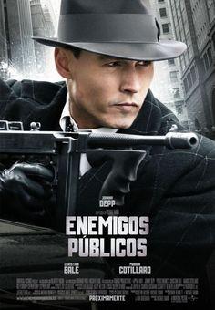 ENEMIGOS PUBLICOS. dvd