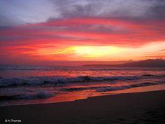 Puerto Vallarta, Mexico sunset