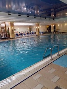 Thanks to our guest! Indoor swimming pool