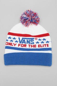 Rad Vans elite beanie. #urbanoutfitters