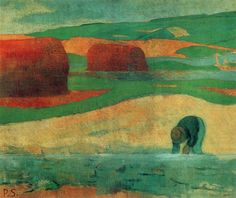 Paul Serusier Post impressionism | dipinti post-impressionisti di Paul Serusier