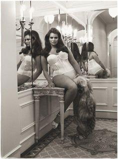 Tara Lynn: Belle Vere - Vogue Italia by Steven Meisel, June 2011