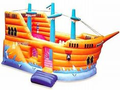Find Inflatable Pirate Ship? Yes, Get What You Want From Here, Higher quality, Lower price, Fast delivery, Safe Transactions, All kinds of Inflatable Bouncer for sale - East Inflatables UK