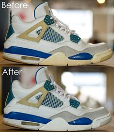 Sole-Bright  For use of yellowing soles. This product helps remove the yellowing of soles as they become older.  #angelusdirect #DIY #solebright #howto #yellow #jordans #richtag