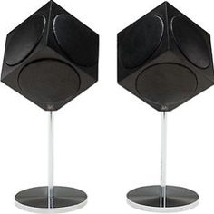 1967 Jacob Jensen BeoVox Speakers