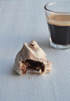 Chocolade meringues