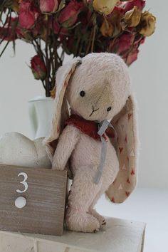 Easter bunny so so cute