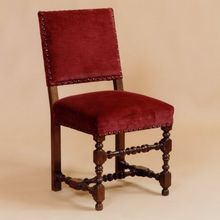 Montacute Dining Chair, designed and made by Stuart Interiors Ella Enchanted, Dining Chairs, Oak Chairs, Solid Oak, All Design, Accent Chairs, Interiors, Furniture, Adventure