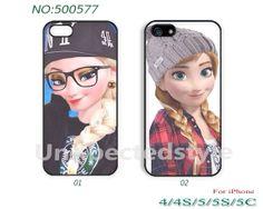 Disney frozen Phone Cases, iPhone 5 Case, iPhone 5S/5C Case, iPhone 4/4S Case, Disney frozen, Case for iPhone-500577