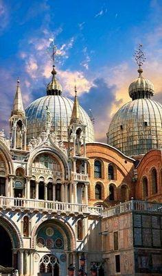 Basilica San Marco ♦ Venice, Veneto, Italy