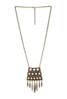 Heirloom Pendant Necklace | FOREVER21 #Accessories