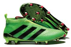 new arrival 19a68 5b958 adidas ACE 16+ PureControl FG-AG (blackgreen) Adidas Ace 16