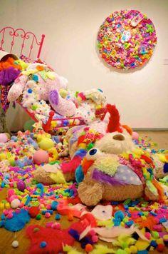"""Colorful Rebellion"" by Sebastian Masuda"