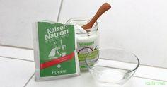 Körperpeeling mit Natron: gesund, einfach und preiswert