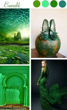 Emerald-wedding